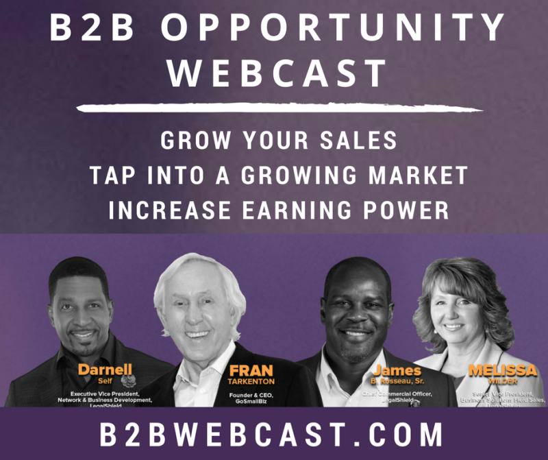 B2B Opportunity Webcast - Facebook