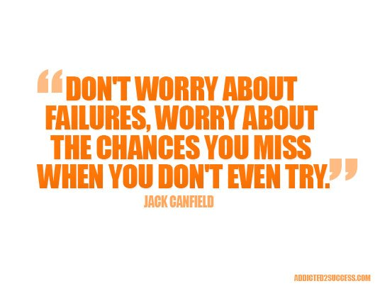 Dontworryaboutfailures