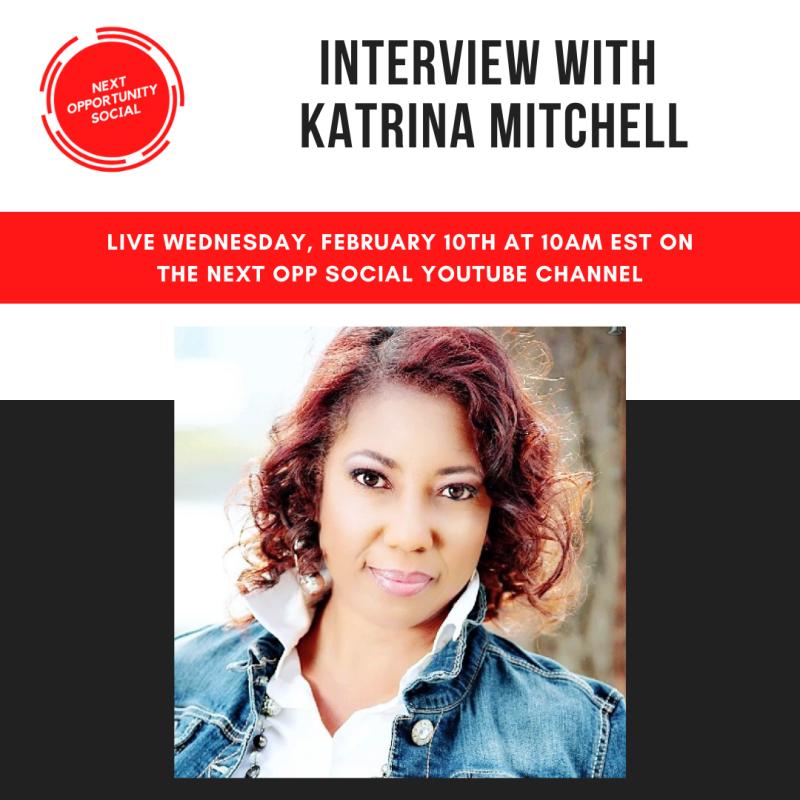 Katrina Mitchell.NOS Promo